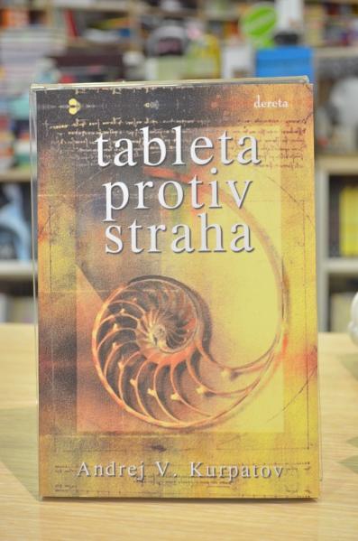 AUDIO KNJIGA: TABLETA PROTIV STRAHA – ANDREJ V. KURPATOV